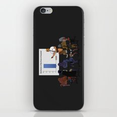 I HAVE THE POWERPOINT! iPhone & iPod Skin