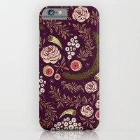 Autumn's Dusk Floral iPhone 6 Slim Case