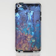 iPhone & iPod Skin featuring Waterfall  by Lena Weiss