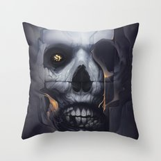 Hollowed Throw Pillow