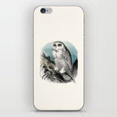 Wise man iPhone & iPod Skin