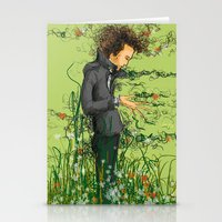 The Green Thumb Curse II… Stationery Cards