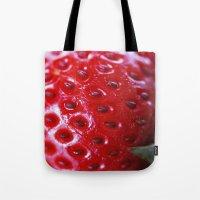 Berry Tote Bag
