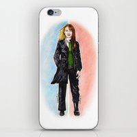 2 OLIVIAS DUNHAM (FRINGE) iPhone & iPod Skin