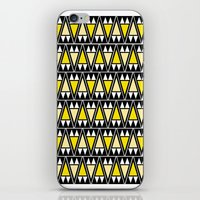 Dusk Arrowheads iPhone & iPod Skin