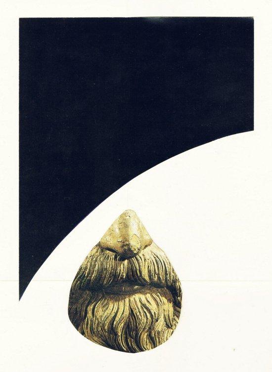 BURKA  Art Print