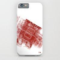 Red Robot! iPhone 6 Slim Case