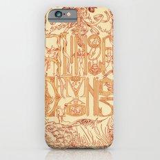 A Língua dos Demônios iPhone 6 Slim Case