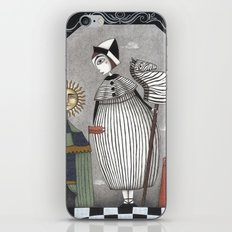 A Circus Story iPhone & iPod Skin