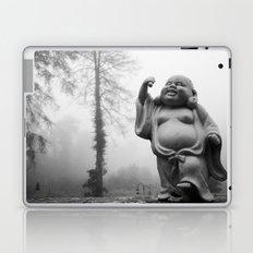 Morning Buddha Laptop & iPad Skin