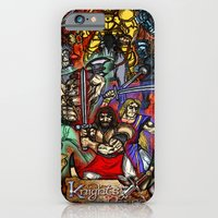 Knights of the Round iPhone 6 Slim Case