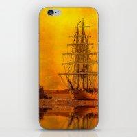 Tall Ships - Morning Of … iPhone & iPod Skin