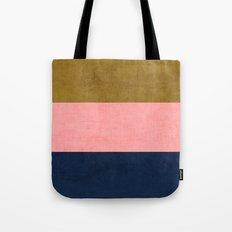 three stripes - classic Tote Bag