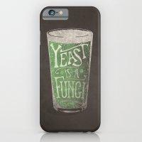 St. Patricks Variation - Yeast is a Fungi iPhone 6 Slim Case