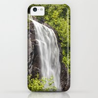 iPhone 5c Cases featuring ok slip falls by Bonnie Martin