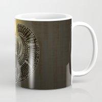 Sacred Scarab. Mug