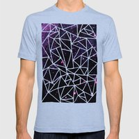 Nostromo Rear Window Mens Fitted Tee Tri-Blue SMALL