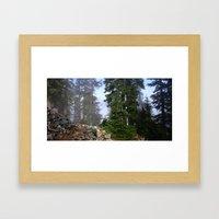 Northwest Framed Art Print