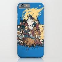 FF7 - FULL FAT 7 iPhone 6 Slim Case