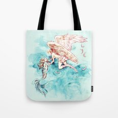 Star-cross'd Lovers Tote Bag