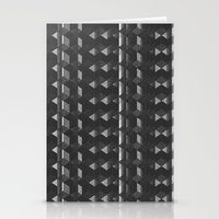 Burnt Out Noir Stationery Cards