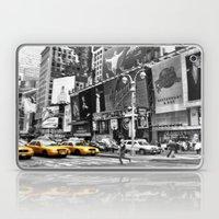 I love NY Laptop & iPad Skin