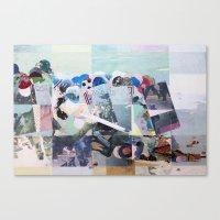 Man Down Canvas Print