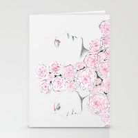 Twins 2 Stationery Cards