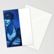 Furiosa in Blue Stationery Cards