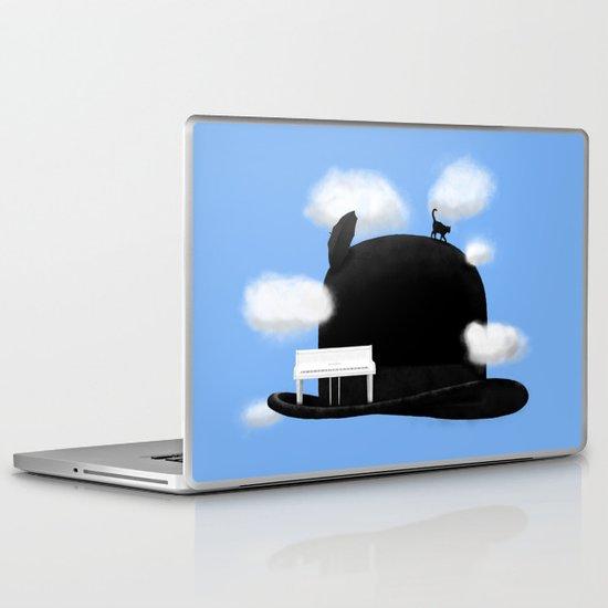 Gnossienne n°3 Laptop & iPad Skin