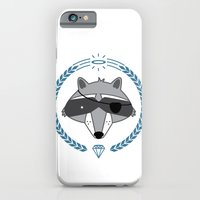 Mr. Raccoon iPhone 6 Slim Case