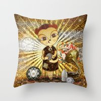 Kathya Throw Pillow