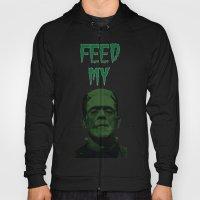 Feed My Frankenstein Hoody