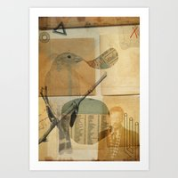 LOLITA : MAZE// Art Print