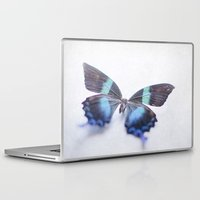 butterfly Laptop & iPad Skins featuring Butterfly by Pure Nature Photos