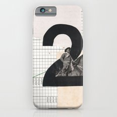 2 - Horse and strings Slim Case iPhone 6s