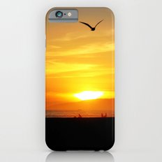 Venice Beach Flying Through the Sunset iPhone 6 Slim Case