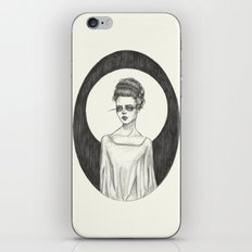 The Bride iPhone & iPod Skin