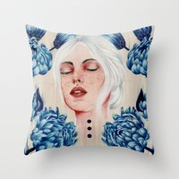 One With Me Throw Pillow