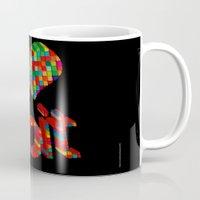 i heart 8-bit Mug
