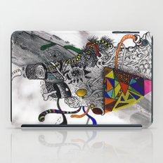Psychoactive Bear 7 iPad Case
