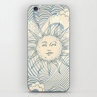 Sun Sitting Amongst The … iPhone & iPod Skin