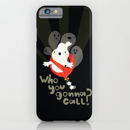 Ghost busters iPhone & iPod Case