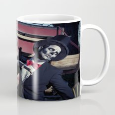 Day Of The Dead Wedding Day Argument Mug
