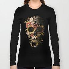 Garden Skull Light Long Sleeve T-shirt