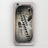 Sardine 2 iPhone & iPod Skin