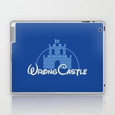 Wrong Castle Laptop & iPad Skin