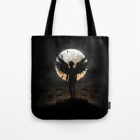 Lost In The World Of Hum… Tote Bag