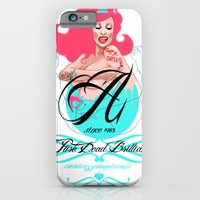 iPhone & iPod Case featuring Sex Sells! Pure Dead Brilliant! Aye, naw?! by Arron Lindsay