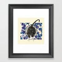 ASPCA® New York Cat Ado… Framed Art Print